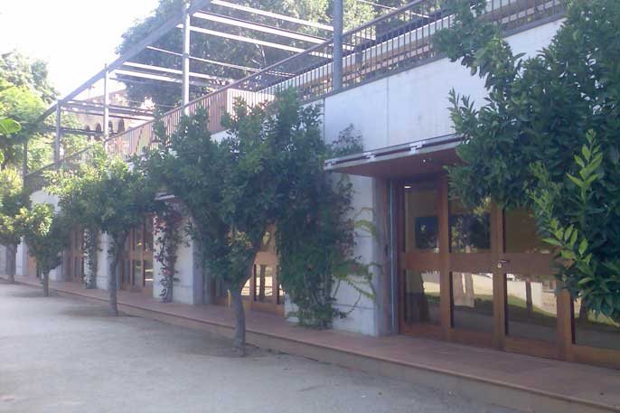 Sala polivalent Parc Can Rafart