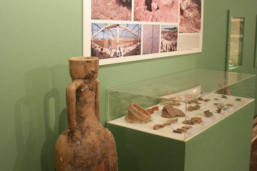 Sala d'actes del Museu Arxiu de Vilassar